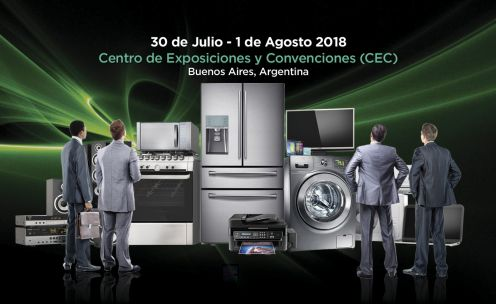 Estamos en la Expo Electronics Home 2018